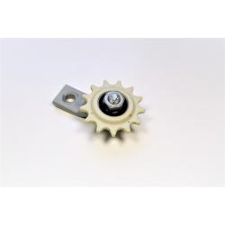 Metal Tensor Sprocket 13 tth wide chain (used)